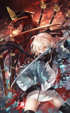 Tags: Sakura Saber, Fate/Grand Order, Pixiv Id Majin Archer Anime Art Girl, Anime Girls, Katana Girl, Fate Servants, Anime Warrior, Fate Anime Series, Estilo Anime, Best Waifu, Manga Comics