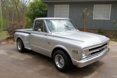 68 Chevy C10 Front