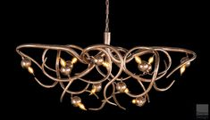 Brand Van Egmond Eve Oval Chandelier - Eve - to be human, is to be aware that there are forces greater than ourselves. From the majestic power of nature, till the longings deep within our soul. With an elegant twist, although with an undeniable force behind it, the new Eve is crafted. Designer Furniture Check more at https://www.everythingbutordinary.co.uk/product/brand-van-egmond-eve-oval-chandelier/