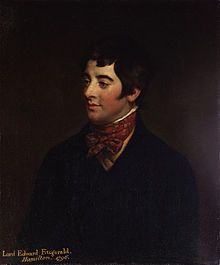 Lord Edward FitzGerald - Wikipedia, the free encyclopedia