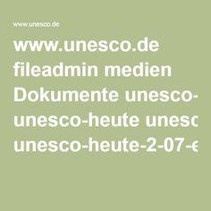 www.unesco.de fileadmin medien Dokumente unesco-heute unesco-heute-2-07-engl.pdf