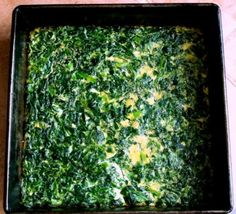 Spinach Bread (no Carbs) Recipe on Best Home Chef: Enter your recipe now to win a kitchen worth $50,000!