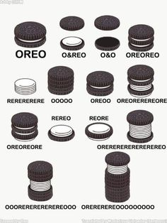 Just in case you were wondering what your style of Oreo is called. – Just in case you were wondering what your style of Oreo is called. Crazy Funny Memes, Really Funny Memes, Stupid Memes, Funny Relatable Memes, Funny Pins, Haha Funny, Funny Cute, Funny Jokes, Oreo Funny