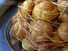 Croquembouche | Meg v kuchyni