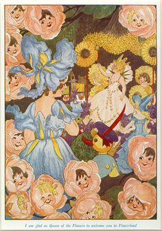 1915 M.T. Penny Ross illustration