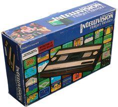 intellivision box - Google Search