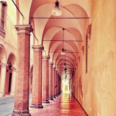 Via San Giorgio, #Bologna - Instagram by @Arianna Pancaldi
