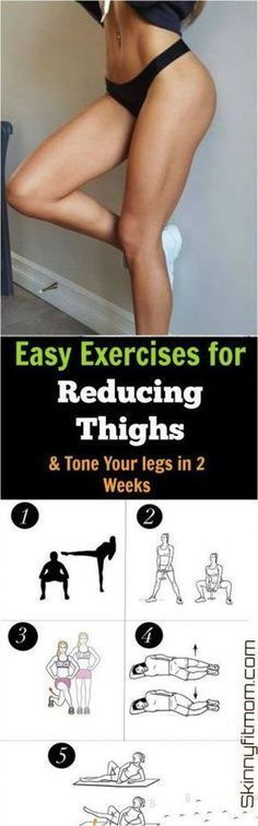 Exercise 10 Best Exercises to Lose Upper Thigh Fat in Less Than 7 Days - Do you want to lose upper thigh fat? This post will take you through the best exercises to lose upper thigh fat quickly in just one week. Fitness Workouts, Fitness Motivation, Easy Workouts, Fitness Diet, Yoga Fitness, At Home Workouts, Health Fitness, Muscle Fitness, Cardio Gym