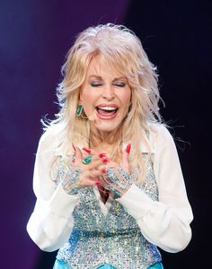 Singer Dolly Parton Performs at Agua Caliente Casino on January 24, 2014 in Rancho Mirage, California.