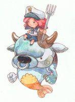 Sea Cow by ~jengslizer on deviantART