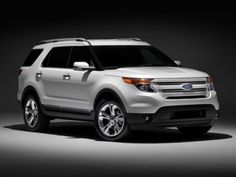 Saw this in the parking lot the other day and think it may be our future SUV. 2013 Ford Explorer