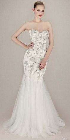 Enzoani 2016 Wedding Dresses | Wedding Inspirasi #coupon code nicesup123 gets 25% off at  www.Provestra.com www.Skinception.com and www.leadingedgehealth.com