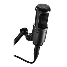 Audio Technica Studio Condenser Microphone Mic We'll Beat any Price! in Musical Instruments & Gear, Pro Audio Equipment, Microphones & Wireless Systems Best Studio Microphone, Usb Microphone, Monitor, Blue Yeti, Phantom Power, Dynamic Range, Accessories, Home