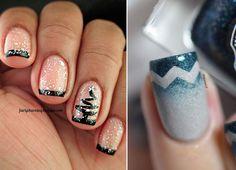Nail Designs Spring, Spring Nails, Christmas Nails, Acrylic Nails, Nail Art, Beauty, Disneyland Paris, Deco, Natural Nails