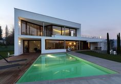 B House by Damilano Studio Architects 01