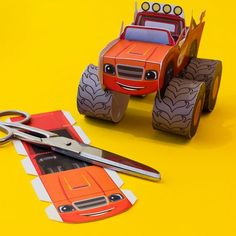 Blaze Vehicle Craft