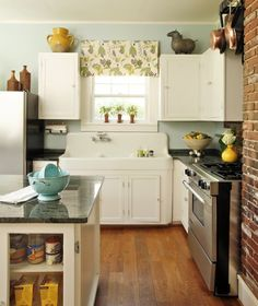 While we have chosen a single drain board sink this is a good example of how the sink will fit into the cabinetry and counter top.