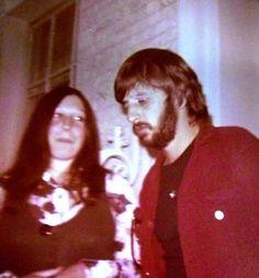 Ringo Starr Outside Savile Row