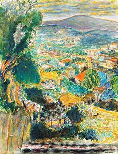 Pierre Bonnard - Le Cannet