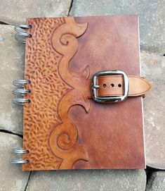 Fused Glass flowers – Flicker Fire Leather Leather Notebook, Glass Flowers, Leather Working, Fused Glass, Door Handles, Fire, Journal, Accessories, Home Decor