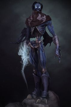 ArtStation - Raziel, Sadan Vague