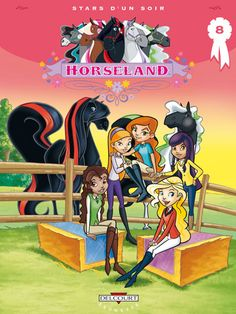 Watch Horseland on Qwik Kids TV shows on Demand