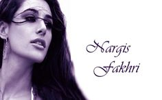 Nargis Fakhri Sexy Face Images
