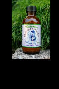 Tinderbox - Skin and Body Care - Chickweed and Plantain Lotion for Sensitive Skin 100ml (vegan)
