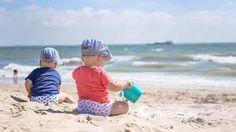 Afbeeldingsresultaat voor strand foto kind