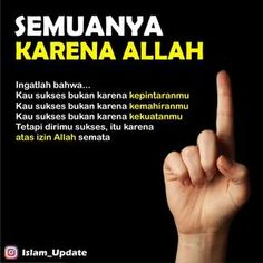 Remember that everything is because of Allah's permission. With this a servant will be increasingly aware of h Islamic Quotes Wallpaper, Islamic Love Quotes, Islamic Inspirational Quotes, Muslim Quotes, Religious Quotes, Reminder Quotes, Today Quotes, Self Reminder, Life Quotes
