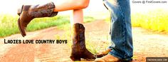 ladies love country boys!