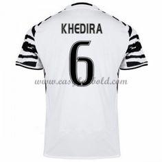 Fodboldtrøjer Series A Juventus 2016-17 Khedira 6 3. Trøje