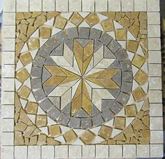 Tumbled Travertine Indoor or Outdoor Art Medallion Mosaic By: Stone Deals Stone Deals http://www.amazon.com/dp/B01BIGHHT6/ref=cm_sw_r_pi_dp_ottTwb1Y5BTPK