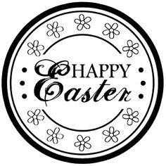 FREE Easter Digi Sentiment Stamp!