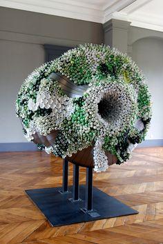 Astraea, Glazed Porcelain - see VIDEO on blog
