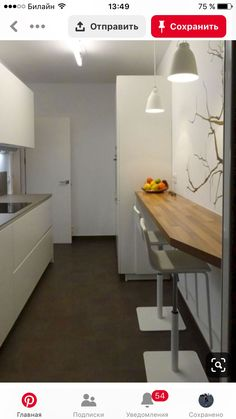 Guide to Efficient Small Kitchen Design for Apartment 146 Amazing Small Kitchen Ideas that Perfect for Your Tiny Space Apartment Kitchen, Home Decor Kitchen, Kitchen Interior, Kitchen Ideas, Apartment Design, Narrow Kitchen, Small Space Kitchen, Kitchen White, Nice Kitchen