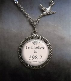 I still believe in 3982 Fairytale necklace by MoonGardenDesigns, $26.00