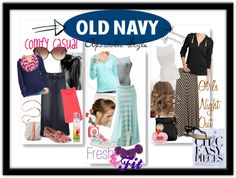 """Casually Chic Old Navy Tee Hoodies Apostolic Style"" by emmyholloway on Polyvore"