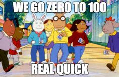 If you were born in the '90s, chances are you spent countless hours watching the television show Arthur. Arthur is still going strong today, which is great, though its innocence has probably been lost thanks to the desensitization of the Internet. For instance, what would the show look like if it were inspired by rap lyrics?  http://www.complex.com/music/2014/11/arthur-pbs-show-rap-memes/