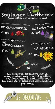 Les Huiles Essentielles Anti-Inflammatoires : le Dossier Complet par Olyaris