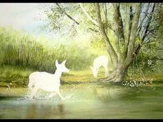 """ NAD WODĄ "" Watercolor Painting Tutorial- Beata Gugnacka"