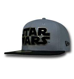Star Wars Logo Flock Cut 59Fifty Cap