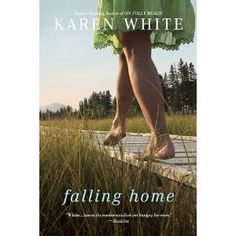 A great #book. Falling Home