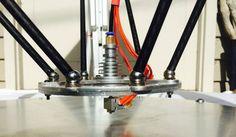 MetalTree Industries Delta 3D Printer - 3D Printing Industry