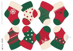 Christmas Room, Christmas Deco, All Things Christmas, Christmas Crafts, Christmas Ornaments, Christmas Activities For Kids, Christmas Printables, Christmas Illustration, Christmas Pictures