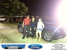 Waxahachie Ford Customer Review  Thanks for working hard to get me in a Murano in my budget!  Keira, https://deliverymaxx.com/DealerReviews.aspx?DealerCode=E749&ReviewId=61057  #Review #DeliveryMAXX #WaxahachieFord