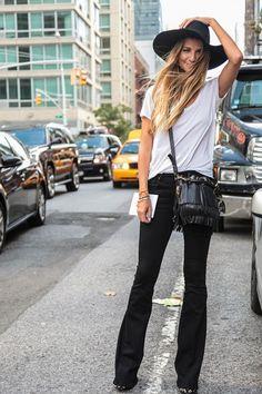 Pantalón ancho: dos&don'ts - Grazia