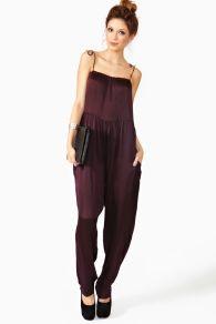 Byblos Silk Jumpsuit