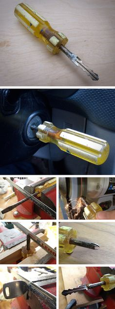 cool screwdriver #key :) #diy