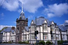 Canterbury Provincial Council Chambers | NZHistory, New Zealand history online